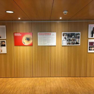 Überblick Ausstellungstafeln