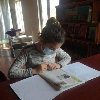Hausaufgaben in der Pandemie